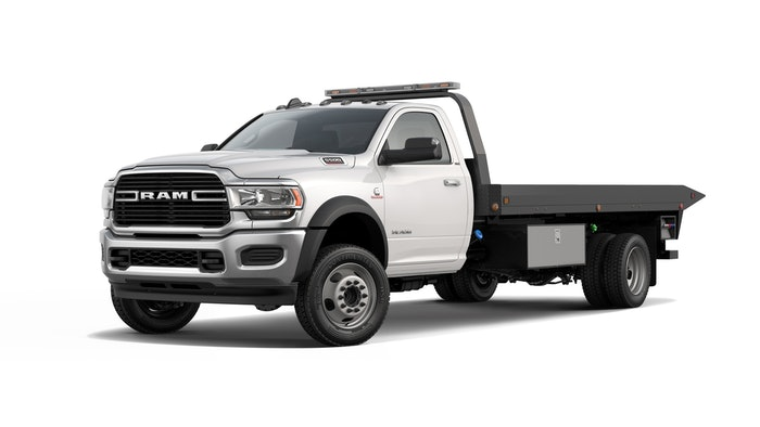 2021 Ram 5500 Chassis Cab tow upfit