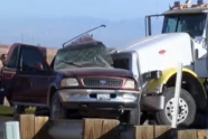 Truck Suv Crash