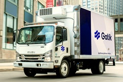 The two companies hope the collaboration will accelerate the commercialization of autonomous delivery fleets while contributing to a safer and more sustainable logistics community in the future.