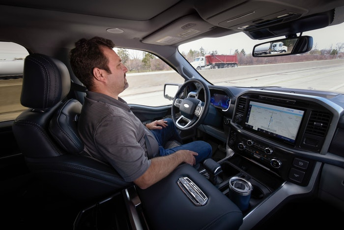 Look Ma! No hands! Ford engineers road-tested the company's BlueCruise self-driving feature across the U.S. and Canada so, as Ford CEO Jim Farley said, 'our customers don't have to.'