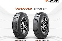 Hankook Tire America Corp Vantra Trailer