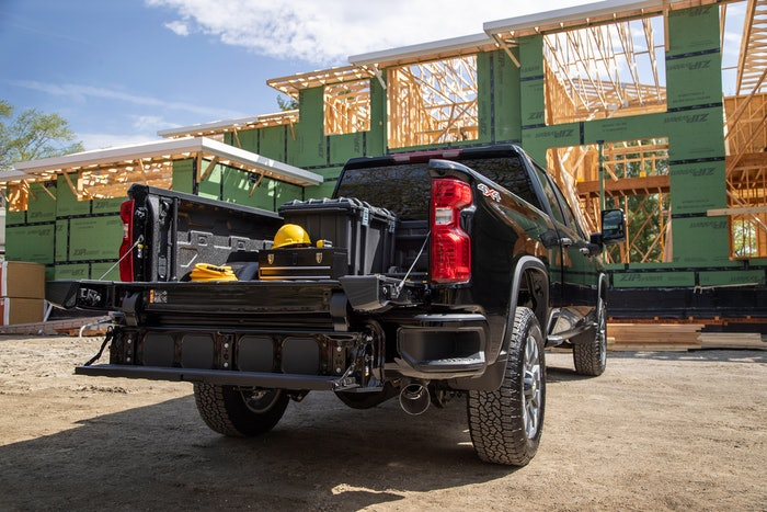 2022 Chevrolet Silverado 2500 Hd Multi Flex Tailgate 004