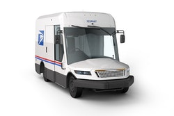 The next gen USPS van, to be built by Oshkosh, is set to roll out in 2023 with some help from Ford.