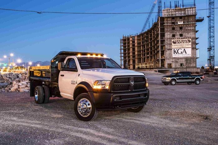 2016 Ram Truck