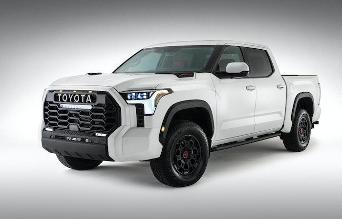 2022 Toyota Tundra Adobe Version