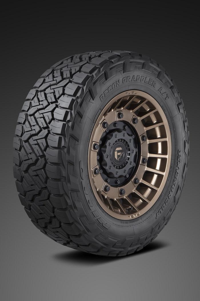 New Nitto Tire Recon Grappler A/T