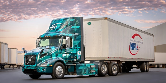 Volvo Trucks Nfi Nacfe Run On Less Electric
