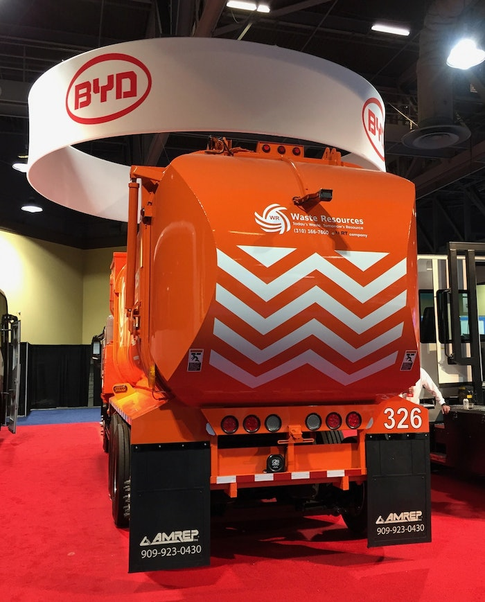 BYD Act Expo
